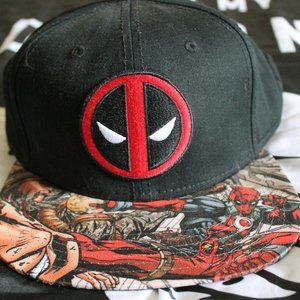 Deadpool Snapback